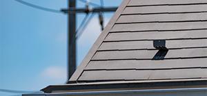 屋根を軽くする修理