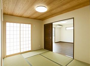 住戸内の床の段差の解消